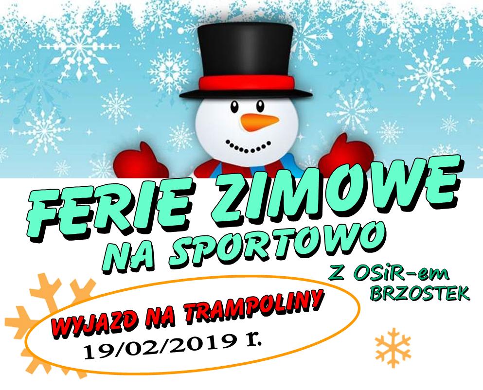 e5386ebb3 Wydarzenia | Osrodek Sportu i Rekreacji w Brzostku | Osrodek Sportu ...